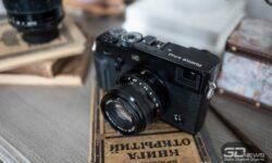 Новая статья: Обзор фотокамеры Fujifilm X-Pro3: изображая пленку