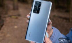 Новая статья: Предварительный обзор смартфона Huawei P40 Pro: глаз шторма