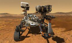 Новый марсоход NASA получил имя «Настойчивость»