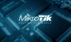 Обновите RouterOS на вашем MikroTik