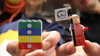 Фото Одной из лучших статей по физике в 2019 году стала статья об охлаждении фигурок LEGO до самой низкой температуры