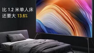 Фото Огромный телевизор Redmi Smart TV Max стоит около $2800