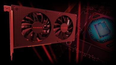 Фото Описание Radeon RX 590 GME появилось на страницах китайского сайта AMD