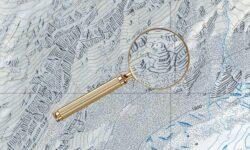 Пасхалки на топографических картах Швейцарии
