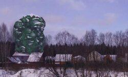 Печка, глинтвейн и запуск дрона: что делать зимой на даче
