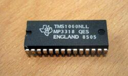 [Перевод] TMS1000: первый коммерчески доступный микроконтроллер