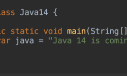 [recovery mode] Java 14 is coming