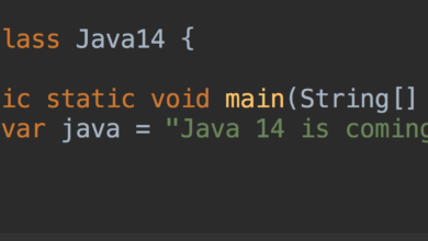 Фото [recovery mode] Java 14 is coming