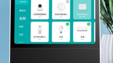 Фото Redmi представила смарт-динамик Touchscreen Speaker 8