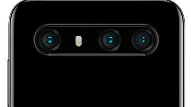 Фото Рендер раскрыл компоновку камеры флагманского смартфона Meizu 17
