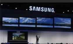 Samsung планирует продать 8 млн QLED-телевизоров в этом году