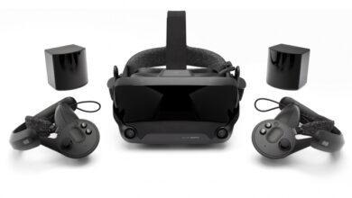 Фото Шлем Valve Index VR вернётся в продажу на короткое время в понедельник