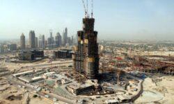 Сколько этажей в самом высоком здании в мире