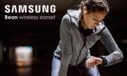 У Samsung могут появиться беспроводные наушники Bean с фитнес-функциями