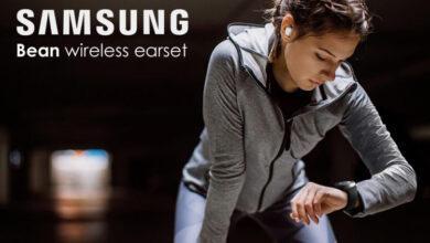 Фото У Samsung могут появиться беспроводные наушники Bean с фитнес-функциями