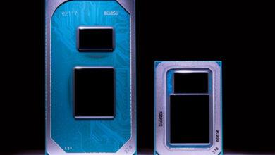 Фото В Intel Core серии 11000 будет использовано два разных процессорных дизайна