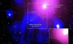 В космосе зафиксирован самый мощный взрыв со времен Большого взрыва