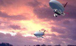 В России планируется создание дронов для запуска с борта дирижаблей