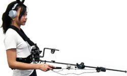 Видео: Microsoft Research снова показала свою VR-трость с тактильной отдачей для слепых