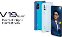 Vivo выпустила аппарат V19 и готовит загадочный смартфон на чипе Snapdragon 710