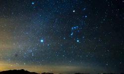 Яркая звезда недалеко от Земли была затуманена космической пылью