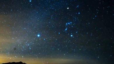 Фото Яркая звезда недалеко от Земли была затуманена космической пылью