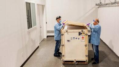 Фото Amazon строит лабораторию для проведения тестов рабочих на COVID-19