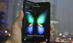 Анонс гибкого смартфона Samsung Galaxy Fold 2 ожидается в августе