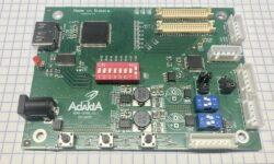 Аппаратный конвертер HDMI-RGB (18/24-bit)