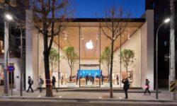 Apple возобновила работу первого розничного магазина за пределами Китая