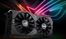 ASUS тоже выпустила видеокарты GeForce GTX 1650 c памятью GDDR6