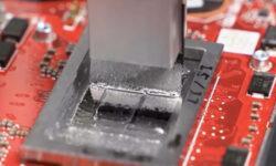 ASUS усовершенствовала процесс нанесения «жидкого металла» на мобильные процессоры
