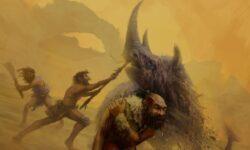 Чем питались люди 100 тысяч лет назад?