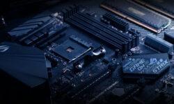 Чипсет AMD B550 для недорогих материнских плат с поддержкой PCI Express 4.0 выйдет в мае