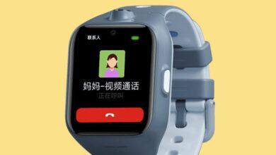 Фото Детские смарт-часы Xiaomi Mi Bunny Children's Watch 4 получили две камеры