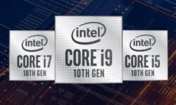 Флагманский мобильный процессор Intel Core i9-10980HK потребляет до 135 Вт