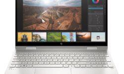 Гибридный ноутбук HP ENVY x360 15 предстал в версиях с чипами AMD и Intel