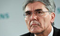 Глава Siemens исключает возможность увольнений рабочих из-за пандемии