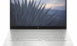 HP оснастила ноутбук Envy 17 чипом Intel Core десятого поколения и экраном 4К