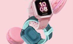 Huawei оснастила детские смарт-часы 8 Гбайт флеш-памяти и поддержкой 4G