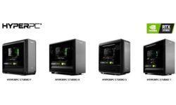 HYPERPC представила серию компьютеров STUDIO для работы и творчества