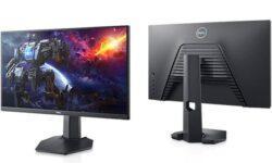 Игровой монитор Dell S2421HGF формата Full HD имеет частоту обновления 144 Гц