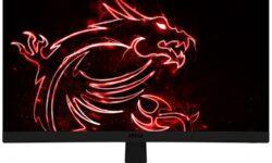 Игровой монитор MSI Optix G27C5 обладает частотой обновления 165 Гц