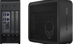 Intel начала продажи игрового компактного компьютера NUC 9 Extreme Ghost Canyon