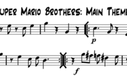 [Из песочницы] Играем музыку из Mario на системном динамике