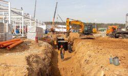 Как строят инфекционную больницу для пациентов с CoVID-19 в Подмосковье?