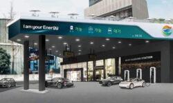 Корея планирует развернуть тысячи скоростных зарядок для электромобилей на АЗС