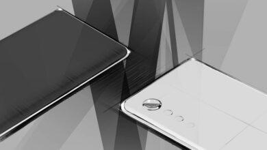 Фото LG показала новый дизайн смартфона с камерой Raindrop