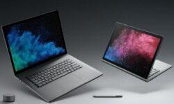 Microsoft скоро должна представить гибридные рабочие станции Surface Book 3