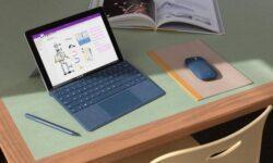 Microsoft, вероятно, увеличит экран в Surface Go 2